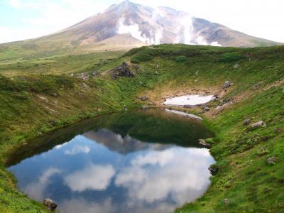 美瑛の丘と大雪山の日本一早い紅葉に温泉、そして富良野フレンチを求めて 2018北海道の旅2
