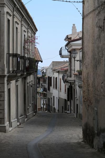 美しき南イタリア旅行♪ Vol.173(第6日)☆Santa Severina:美しき村「サンタ・セヴェリーナ」美しい旧市街♪