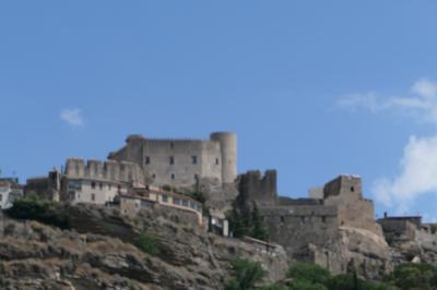 美しき南イタリア旅行♪ Vol.177(第6日)☆Santa Severina:「サンタ・セヴェリーナ」美しい遠景を眺めてさよなら♪