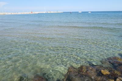 美しき南イタリア旅行♪ Vol.182(第6日)☆Crotone:クロトーネの美味しいジェラート♪