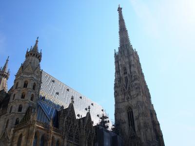 2018年夏旅はウィーン・ブラチスラバへひとり旅!①出発~ウィーン散策&美術めぐり