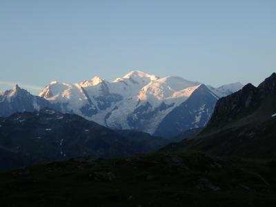 ヨーロッパ遠征山行Part3(モン・ビュエ トレッキング)