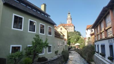 2018年4~5月 ドイツザクセン地方・チェコ一人旅(ドレスデン~プラハ)(3)ドレスデン~チェスキー・クルムロフ