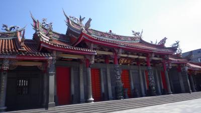 初めての台湾旅行で貴重な?体験をしました。