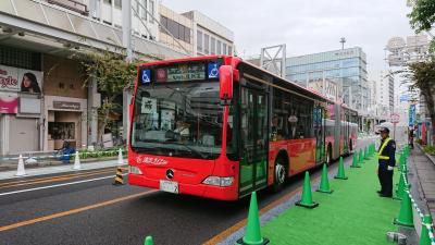BRTトランジットモール2018(岐阜)