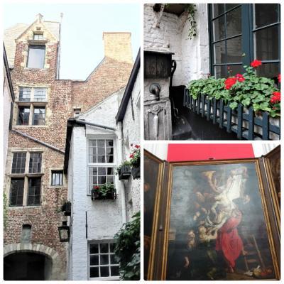 オランダ、ベルギー、ルクセンブルクとおまけのドイツ8日間 VOL.5「アントワープの街で巨匠ルーベンスの作品に触れる」