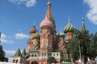 2018夏ロシア2_モスクワ 寝台列車