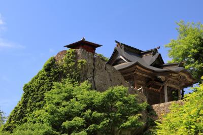 愛車で行く日本一周の旅 29 山形(山寺)
