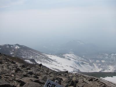 2018年GW東北旅行⑤リフトは休止中だったけど・・・岩木山登山