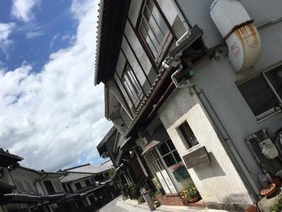 台風に向かって出発!③~倉敷&尾道への旅~美観地区めぐり編