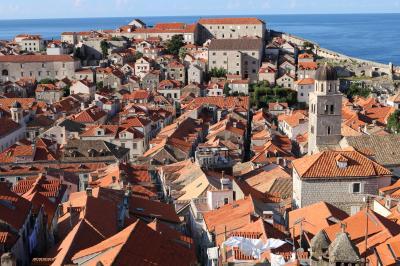 クロアチアを中心とする4カ国の旅(1)