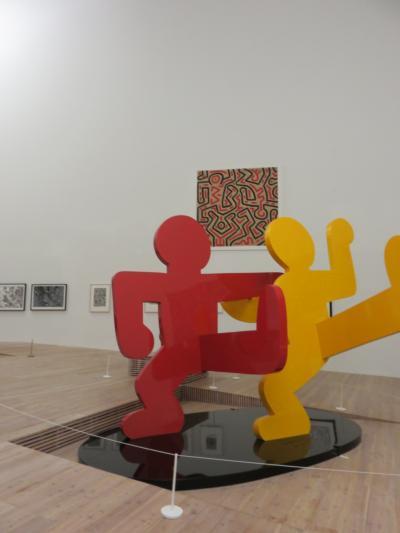 葡萄と工場見学+アートな旅
