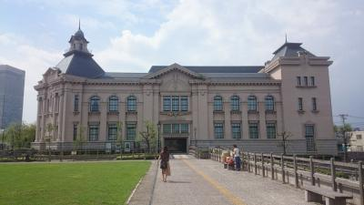 2泊3日 新潟 (5-1) 白山神社と新潟市歴史博物館みなとぴあ