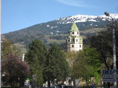 2018年 アルザス・スイス・南ドイツの旅 ⑯ハル・イン・チロル