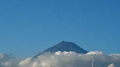 富士山11景の静岡から山梨へ