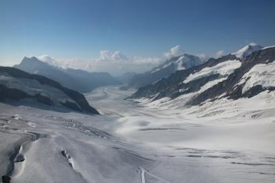 大自然*スイス横断 5日目 グリンデルワルト(ユングフラウヨッホ)→マイエンフェルト