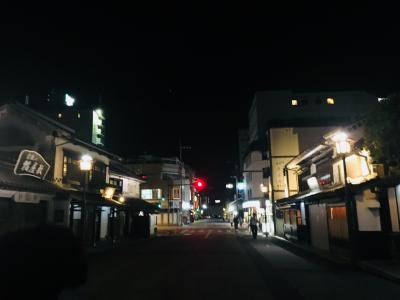 台風に向かって出発!④~倉敷&尾道への旅~台風の中ホテル編