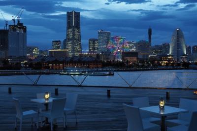 夏の終わりのBlue Light Yokohama☆