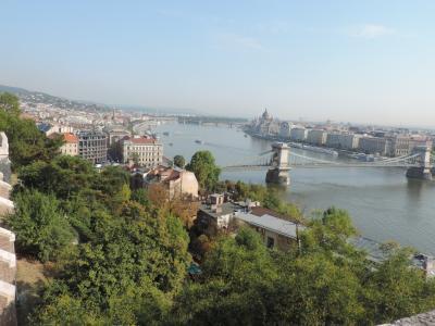 スロベニアからハンガリーの旅 7  ブダペスト 街歩き