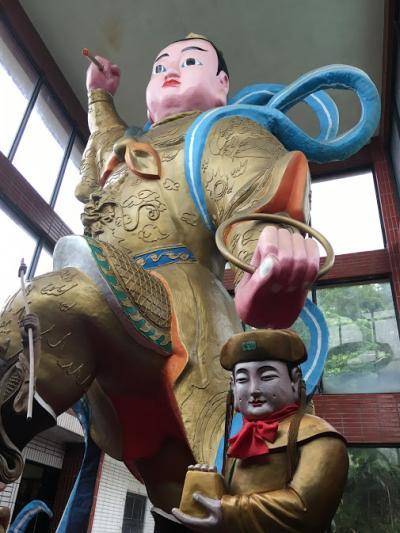 ふたり台湾と、金剛宮