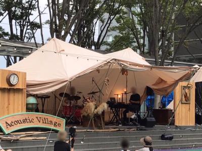 Acoustic Village2018~音楽やワークショップや食のイベント~