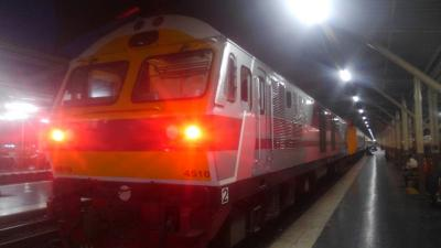 80日間アジア徘徊 くず鉄タイを行く(2) 特急24列車乗車記