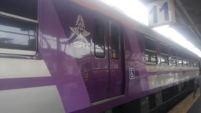 80日間アジア徘徊 くず鉄タイを行く(3)ファランポーン駅で