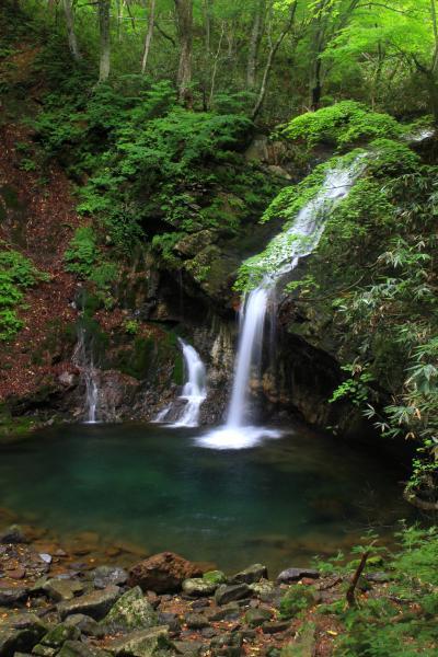 ◆初秋のあだたら高原・滝巡り