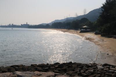 香港★屯門へ行こう 月餅を取りに行くついでにビーチへ ~翠華餐廳・蝴蝶灣・美心西餅~