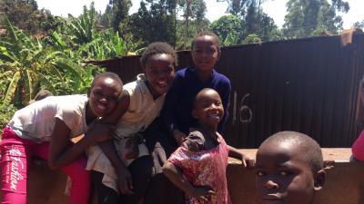アフリカ ケニア 赤道の街メルー