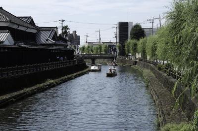 蔵の街・栃木市と学び舎のまち・足利市を歩く