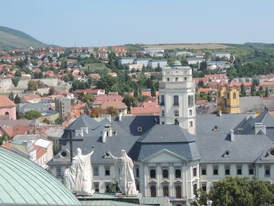 スロベニアからハンガリーの旅 8  エゲル