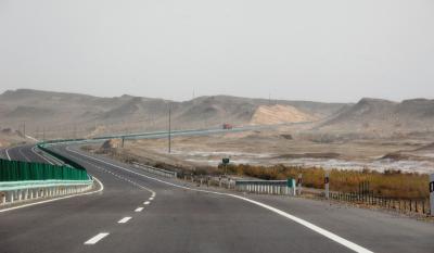 2013年中国新疆放浪記114・喀什から莎車へ~前編