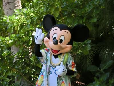 2018年6-7月【4】 ハワイ9泊 初めてのアウラニ滞在 ハワイにいること忘れます