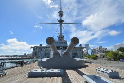 いきなり、はとバスの旅。ヨコよこストーリー、横須賀&横浜のグルメと観光をいいとこどり!
