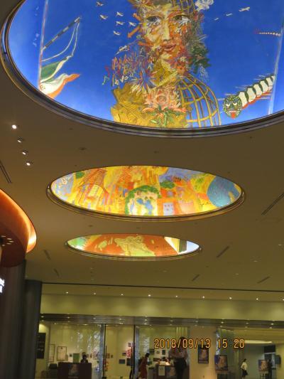 久しぶりに東京芸術劇場を訪問しました