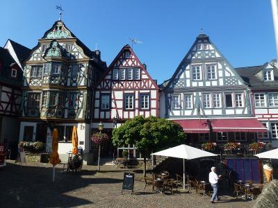 フランクフルト近郊の宝石のような街イトシュタイン(Idstein)を訪ねて