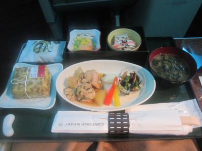 2018夏・日本国内旅(パート7:初物に乗ろう(その3・空編):羽田→那覇JALファーストクラス搭乗記)