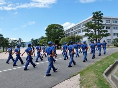 江田島 in 広島  (海上自衛隊第1術科学校 (旧海軍兵学校))