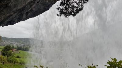 北欧ゴールデンルート4ケ国周遊10日間 8日目 スタインダールの滝・ベルゲン市内観光