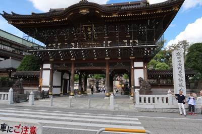 成田山新勝寺散策