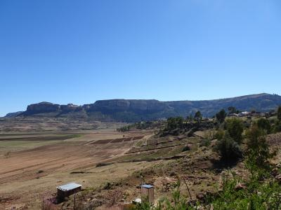 2週間南部アフリカ旅行*その2*レソト