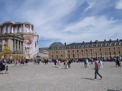 どこよりもすごいベルサイユ宮殿