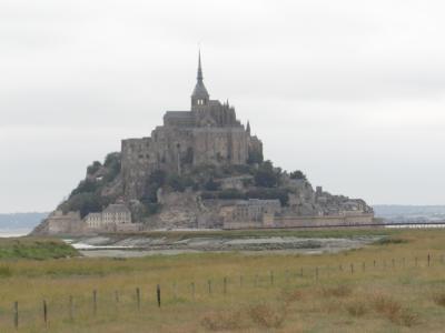 フランス<モンサンミッシェル フォト>(2018年9月 4日目)