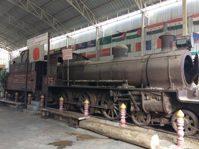 2018年の夏は泰緬鉄道を追い求めてタイへ/日本軍建立の慰霊碑と第二次世界大戦博物館へ/その6