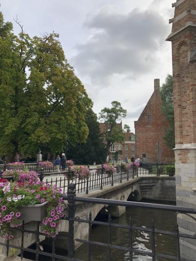 ヨーロッパ5ヶ国 試食の旅 2019夏 2日目(ブリュッセル&ブルージュ)