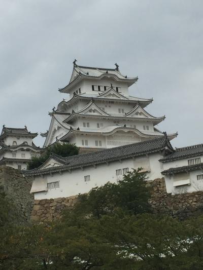 久しぶりの姫路城