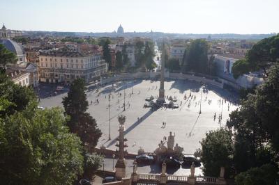 2度目のイタリア♪遺跡に歴史に絶景づくし!~1日目のローマは観光スポットめぐり~2018年
