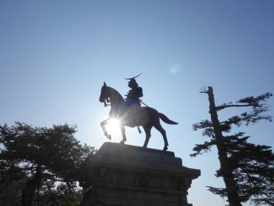 仙台と三陸の海岸を巡る旅
