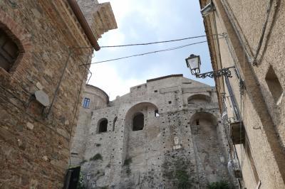 美しき南イタリア旅行♪ Vol.207(第7日)☆Oriolo:美しき村「オリオーロ」の大聖堂「Chiesa Matrice」♪